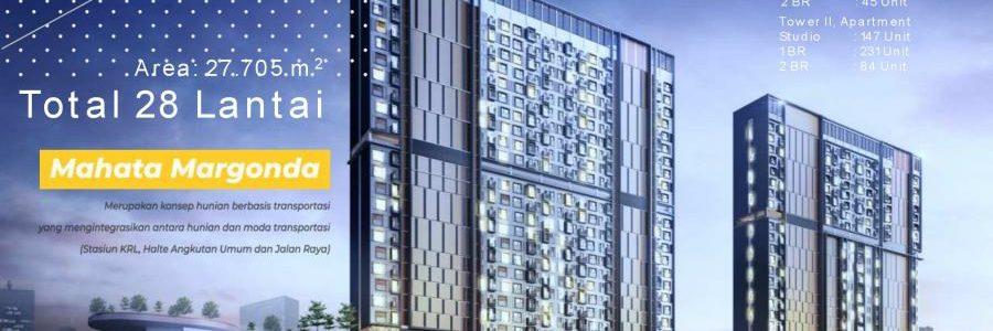 Mahata Margonda Investasi Properti Paling Menguntungkan