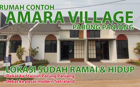 Amara Village Parung Panjang
